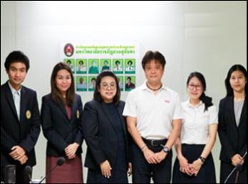คณะมนุษยศาสตร์ฯเจรจา TAIKEN ACADEMY GROUP ร่วมพัฒนาศักยภาพน.ศ.สาขาวิชาภาษาญี่ปุ่น